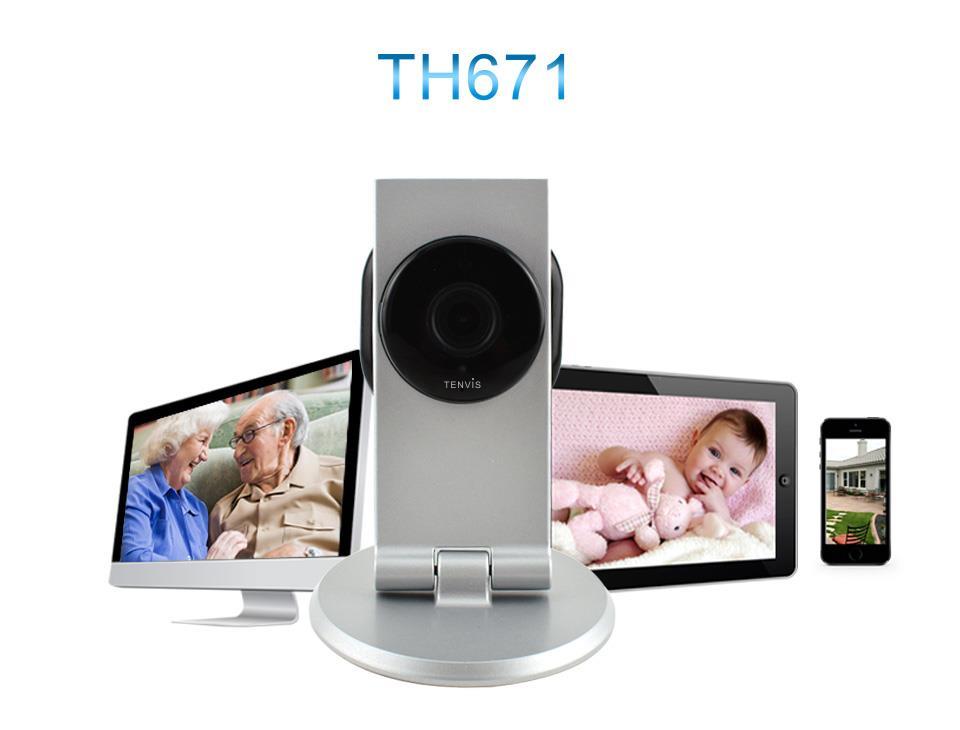 Tenvis TH671 Network Camera Drivers for Windows Mac