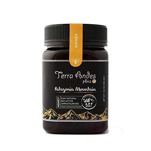 Terra Andes Plus Raw Honey – APF 200 Organic Honey from Chile – Pure Unpas