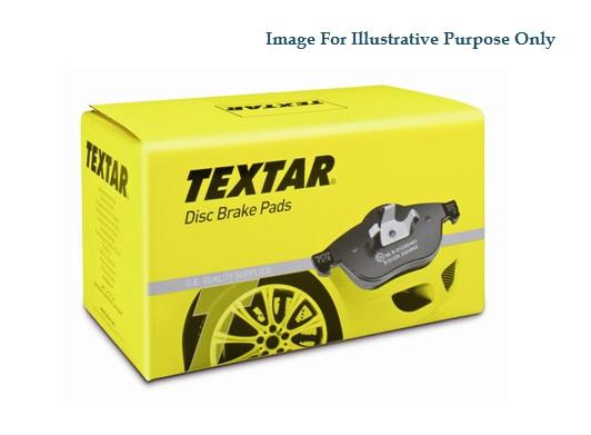 Textar Front Brake Pad For Porsche Boxster Cayman Carrera 911
