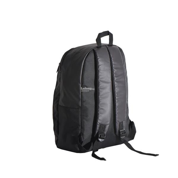 Tezume Laptop Backpack BP167 (Black)