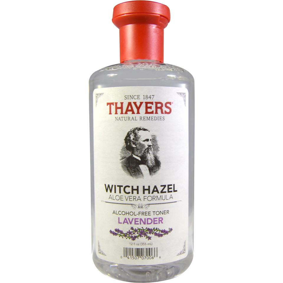 Thayers, Lavender Witch Hazel, Alcohol-Free Toner (355 ml)