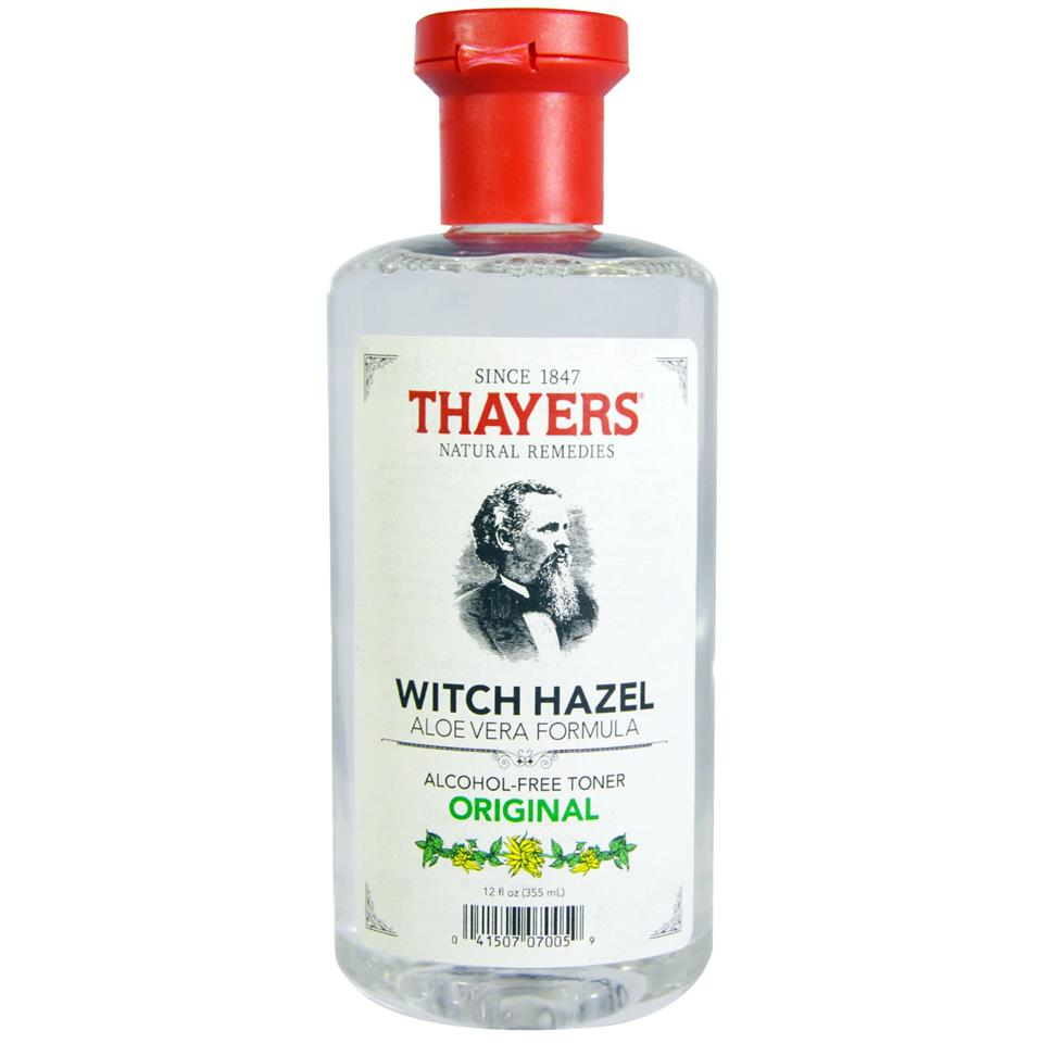 Thayers, Original Witch Hazel, Alcohol-Free Toner (355 ml)