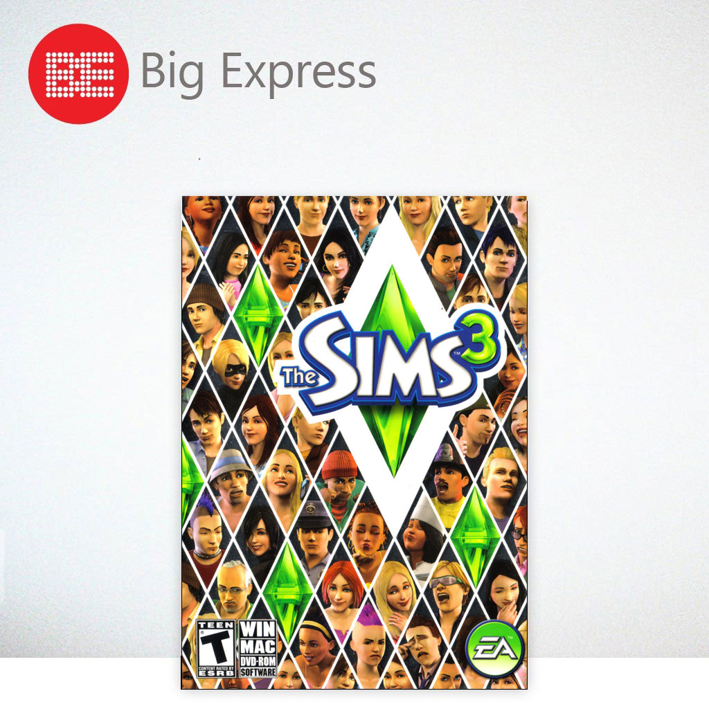 The Sims 3 Complete (Inclu ALL DLC) [Digital Download] [PC OFFLINE]