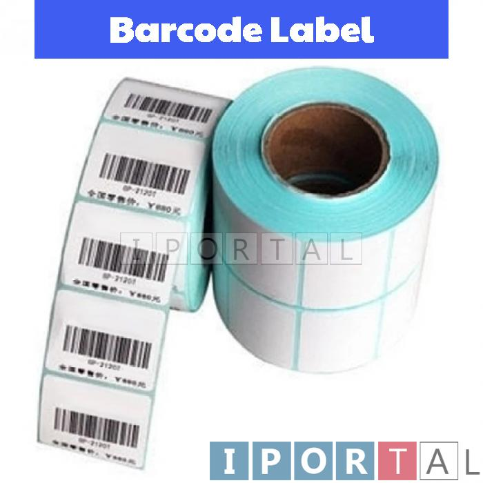 Thermal Barcode Label Sticker Paper for Pos System