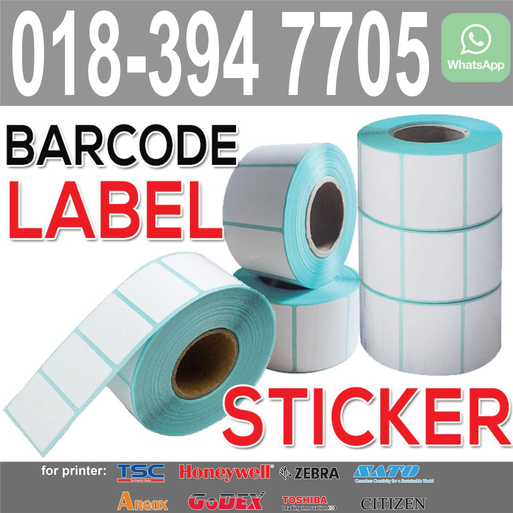 Thermal barcode label sticker for end 11 21 2019 1015 am