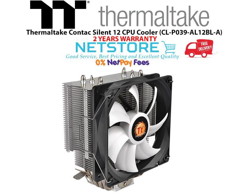 Best Air Cooler Cpu 2020 Thermaltake Contac Silent 12 CPU Air (end 7/16/2020 5:15 PM)