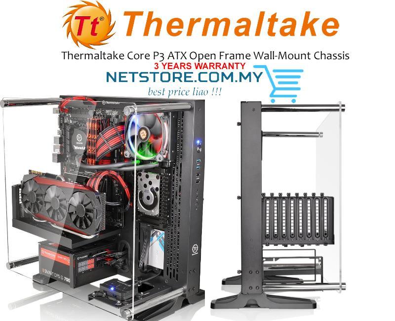 Thermaltake Core P3 ATX Open Frame W (end 9/10/2019 7:15 PM)