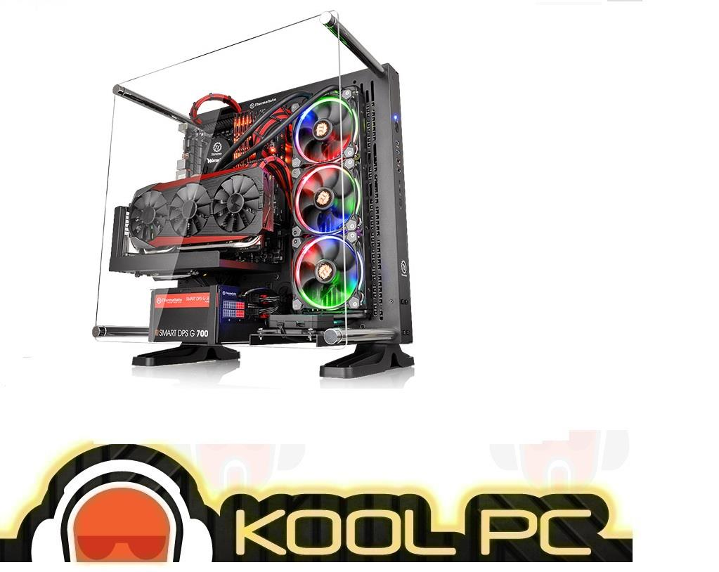 * Thermaltake Core P3 ATX Wall-Mount Chassis