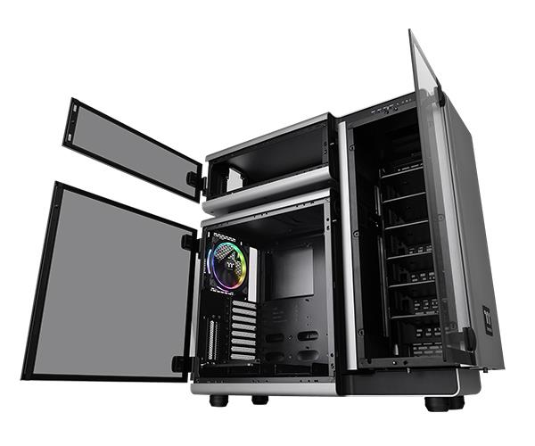 Thermaltake Level 20 TG Tempered Glass Edition Full Tower Chassis