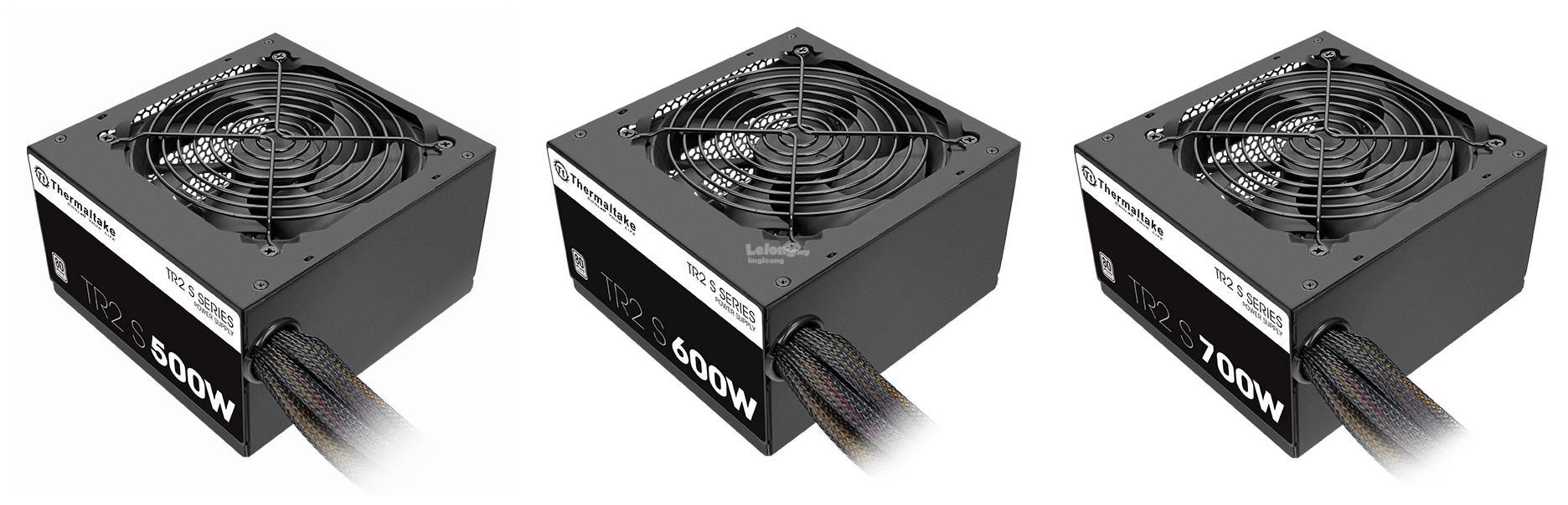 # THERMALTAKE TR2 S 80+ White Power Supply Series # 500W/600W/700W