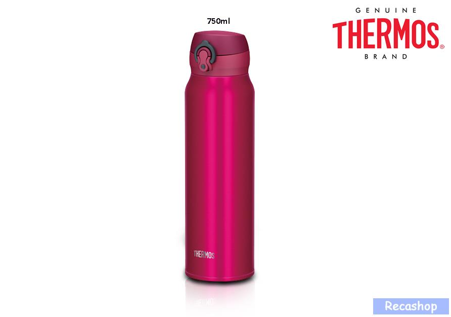 Thermos 750ml Ultra Light Executive Flask (Red)