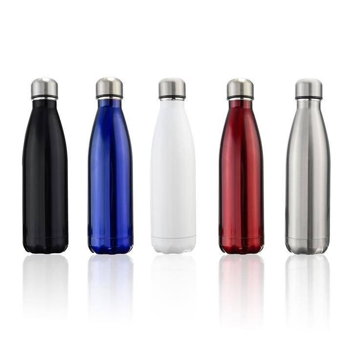 Thermos Bottle Vacuum Stainless Steel Water Bottle 18 oz 500ml. ‹ › 4939500d2
