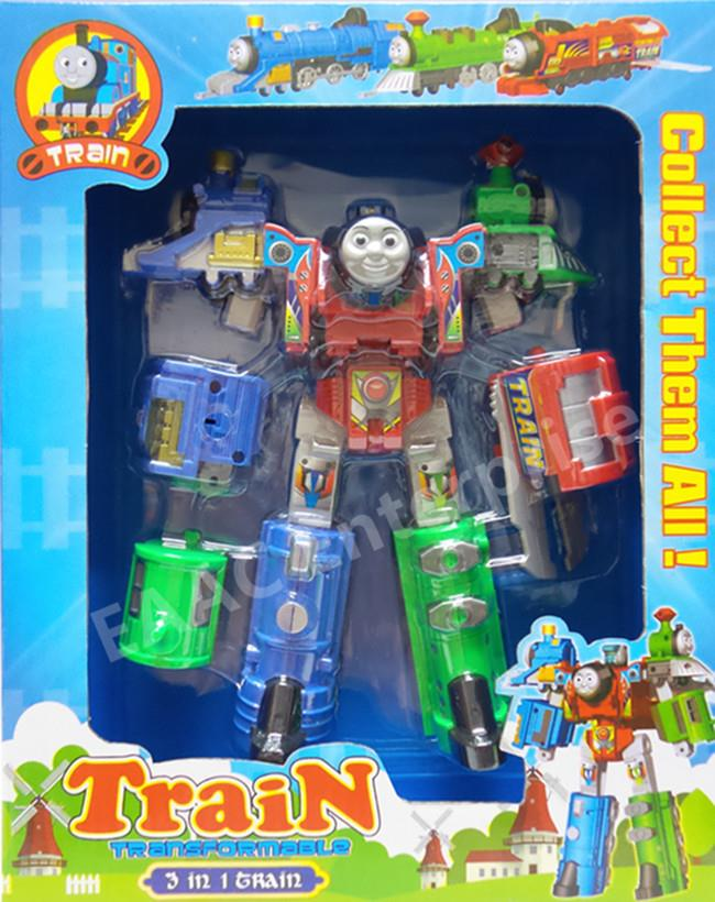 Thomas & Friends Train Transformer Tobot Robot