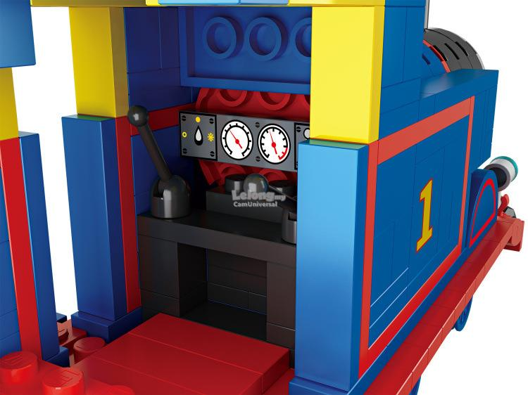 THOMAS TRAIN DESIGN LEGO ORIGINAL LOZ (end 8/1/2018 4:36 PM)