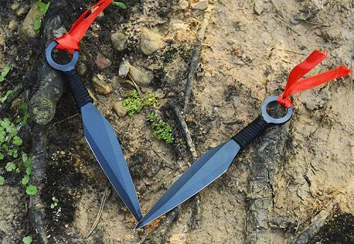 Three-piece straight knife camping outdoor Rescue survival