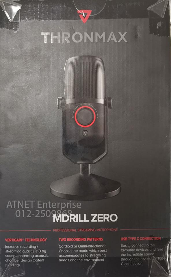 THRONMAX MDRILL ZERO PROFESSIONAL STREAMING MICROPHONE