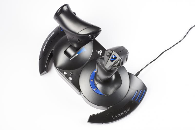 Thrustmaster T  Flight Hotas 4 Ace Combat 7 Limited Edition - PC / PS4