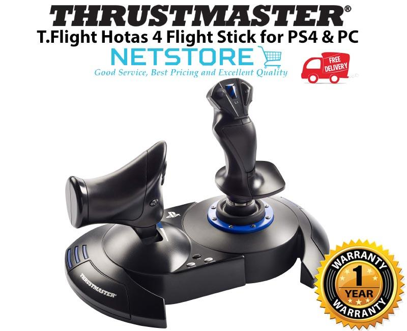 Best Hotas For Elite Dangerous 2020 Thrustmaster T.Flight Hotas 4 Gaming (end 6/19/2020 6:15 PM)