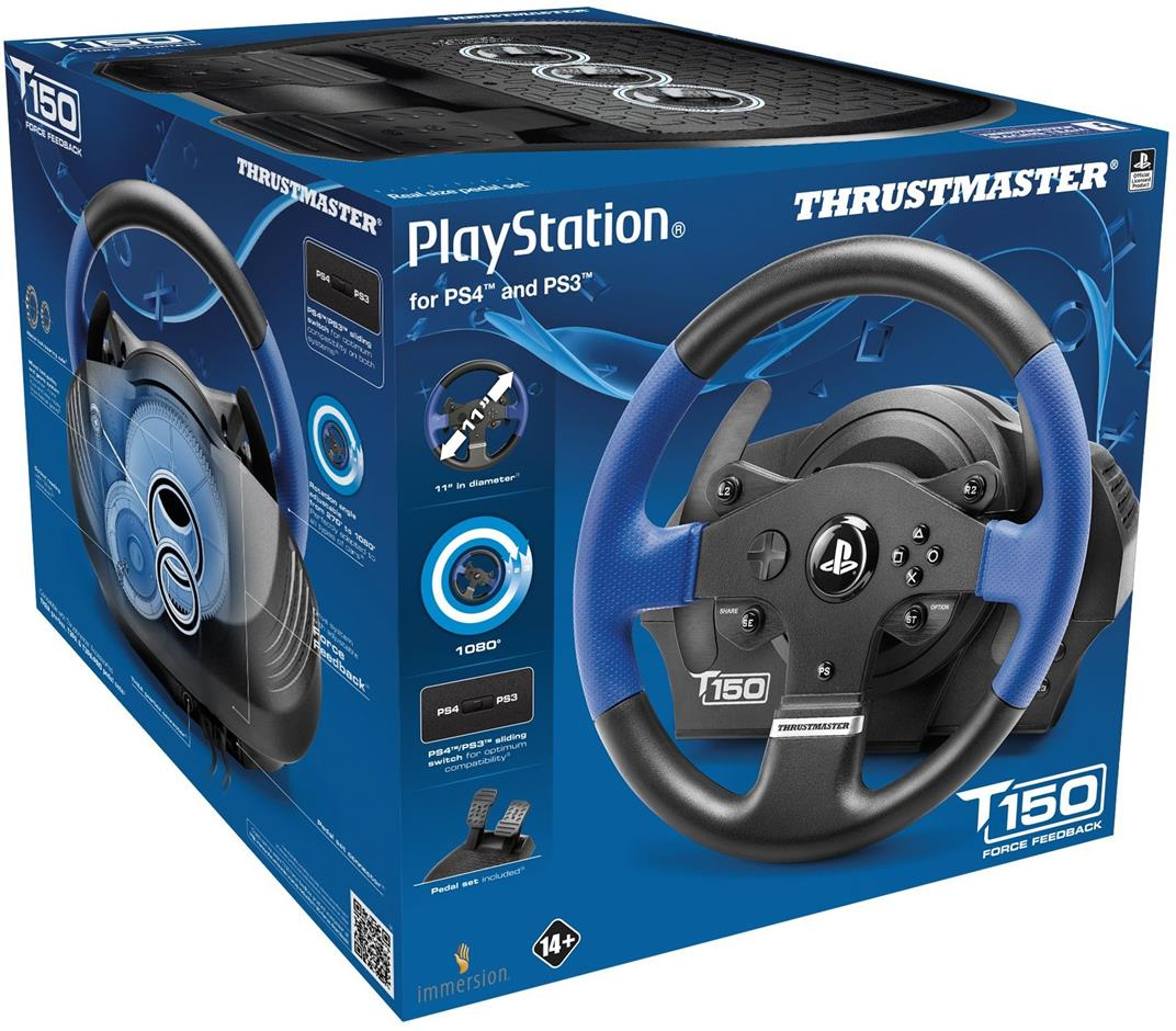 Thrustmaster T150 Pro Force Feedbac (end 4/24/2019 12:15 AM)