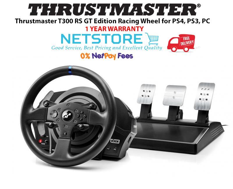 thrustmaster t300rs gt edition raci end 4 24 2019 12 15 am. Black Bedroom Furniture Sets. Home Design Ideas