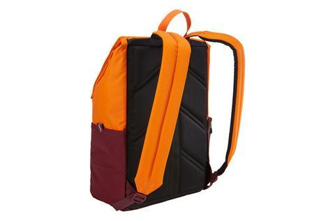 THULE DEPARTER 23L DAYPACK - DARK BORDEAUX/VIBRANT ORANGE