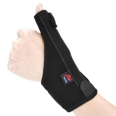 Thumb Brace Stabilizer Thumb Splint with Adjustable Support Wrist Stra