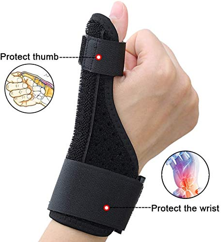 Thumb Splint Breathable Thumb Spica Wrist Support Brace for De Quervains Tenos
