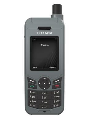 Thuraya XT-LITE Satellite Phone with Prepay SIM Card & 10USD Credit