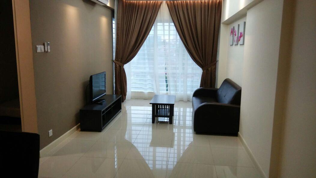 Tiara Mutiara Condo for rent, Fully Furnished, Old Klang Road, Puchong