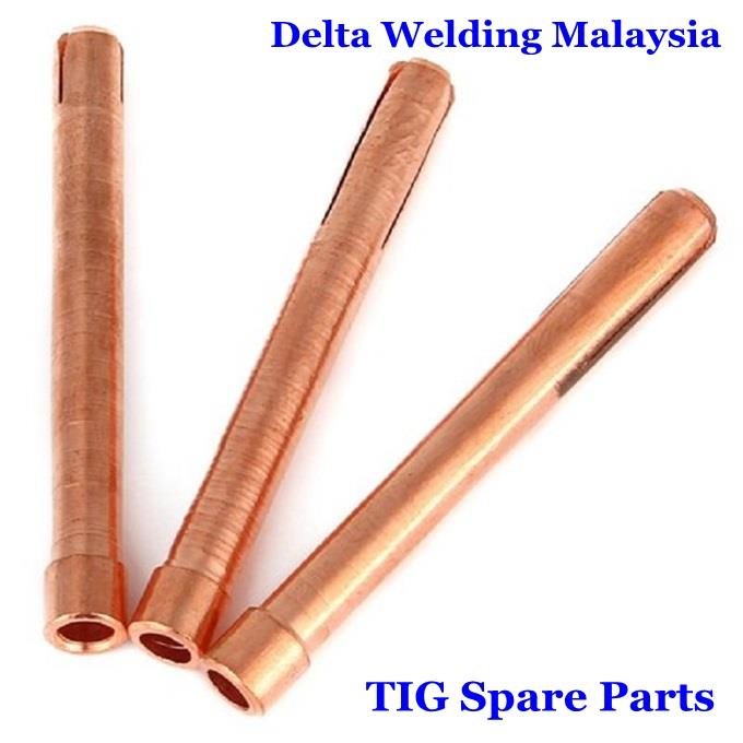 Tig Welding Malaysia Spare Parts- Collet 1.0mm
