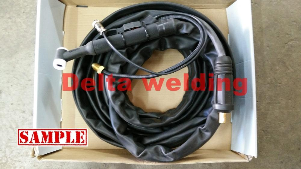 Tig welding torch WP26 switch type Malaysia