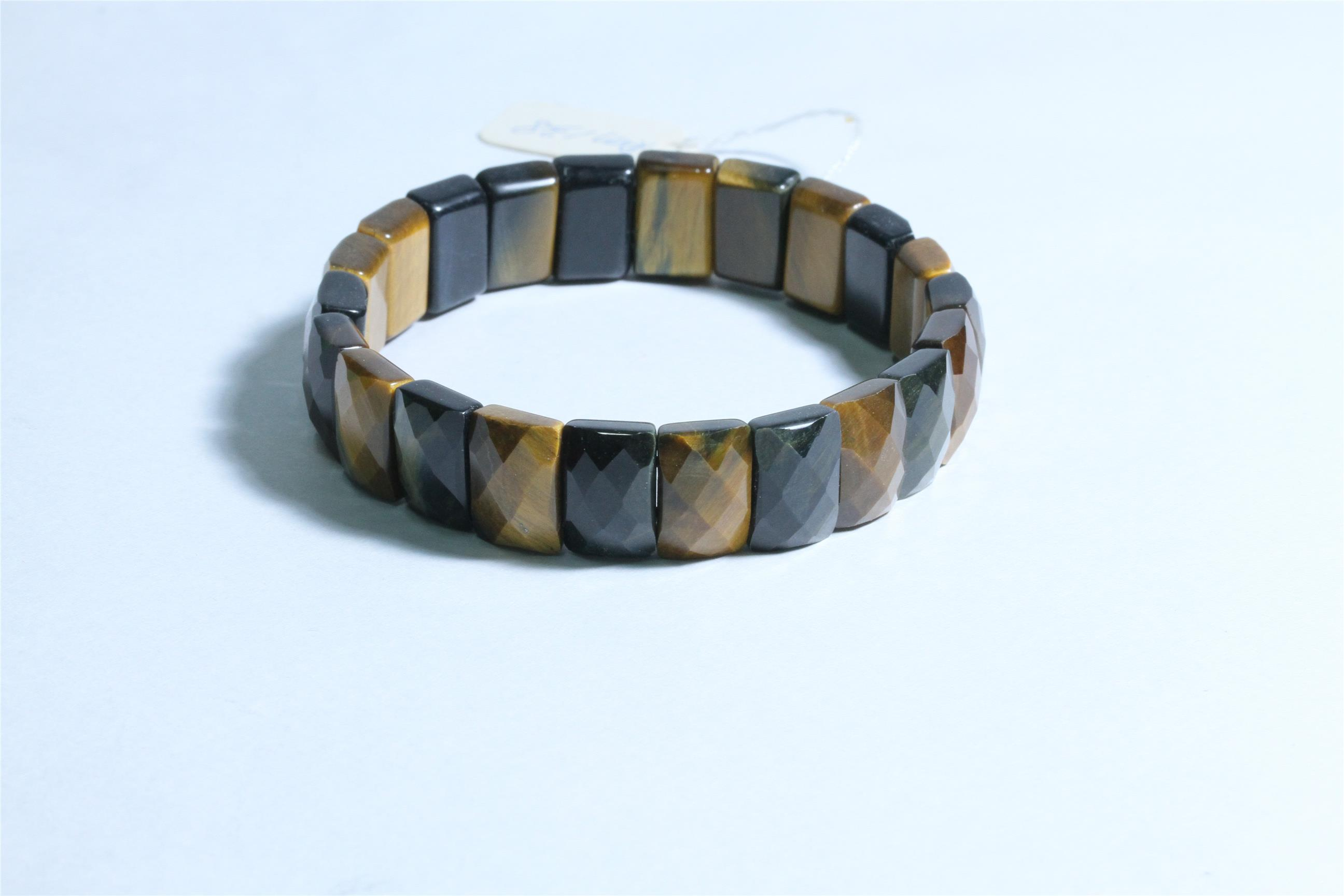 Tiger Eye Facet