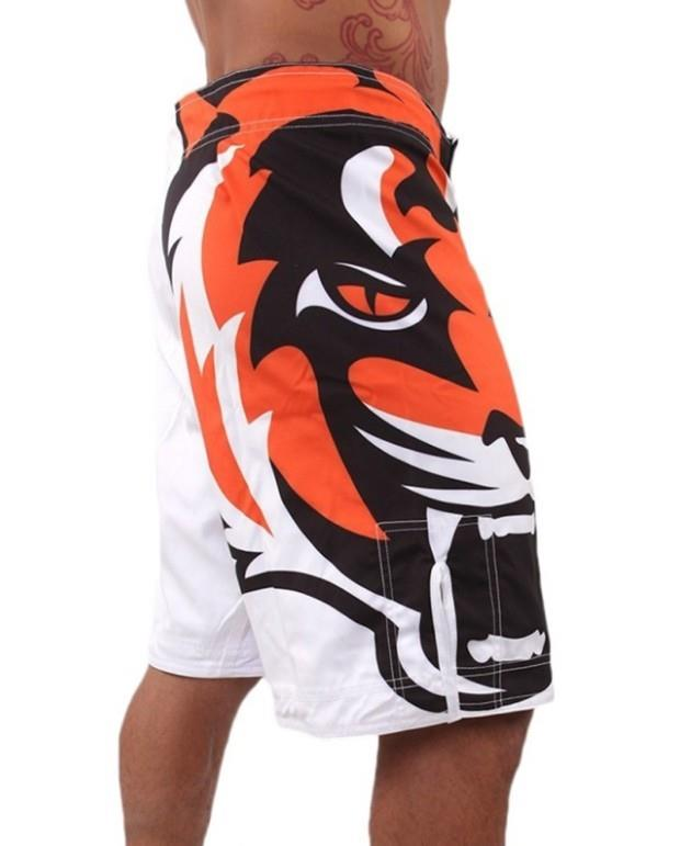 Tiger Muay Thai Mixed Martial Arts UFC MMA Boxing Fight Short Pants