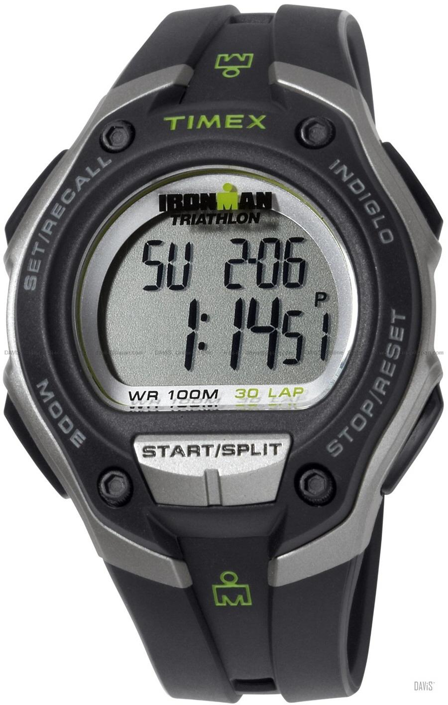 Timex Ironman Triathlon Manual 30 Lap Basic Instruction Manual