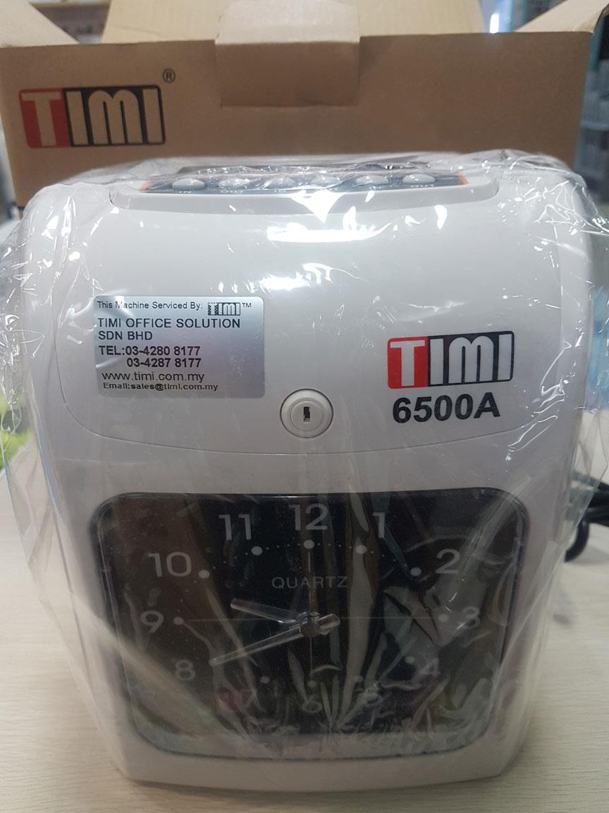TIMI TIME RECORDER ANALOGUE DISPLAY (T-6500A)