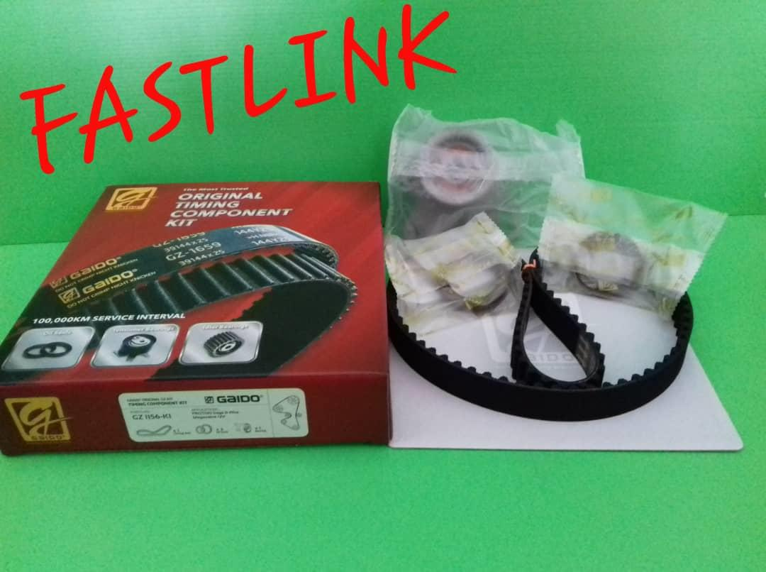 TIMING BELT PROTON WIRA ISWARA 12V 100% GAIDO