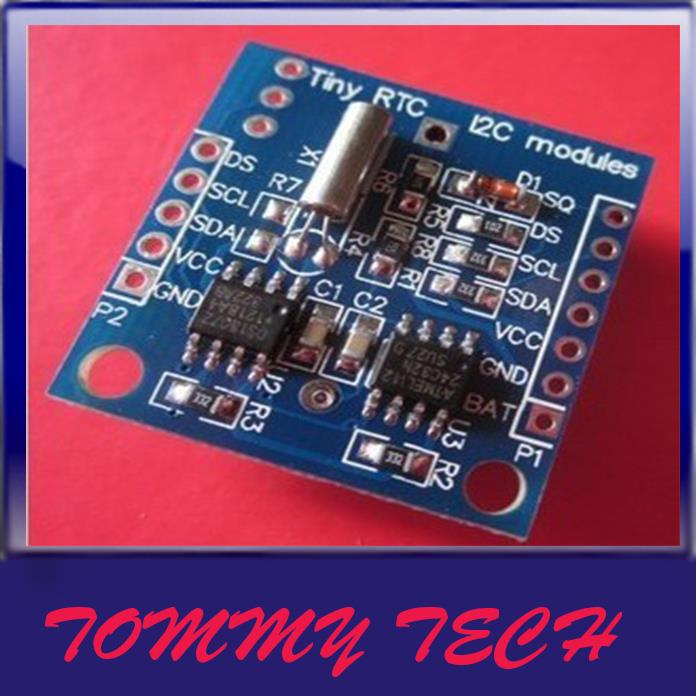 tiny rtc real time clock ds1307 i2c (end 3 31 2020 12 15 pm)tiny rtc real time clock ds1307 i2c iic module for arduino \u2039 \u203a
