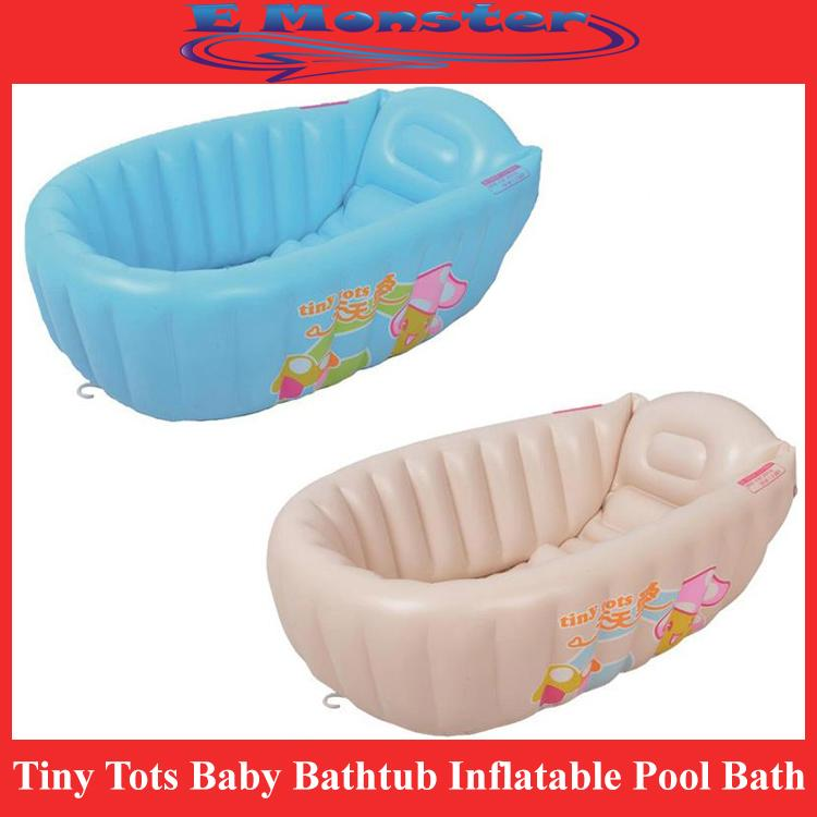 Tiny Tots Baby Bathtub Inflatable P (end 11/26/2018 3:15 PM)