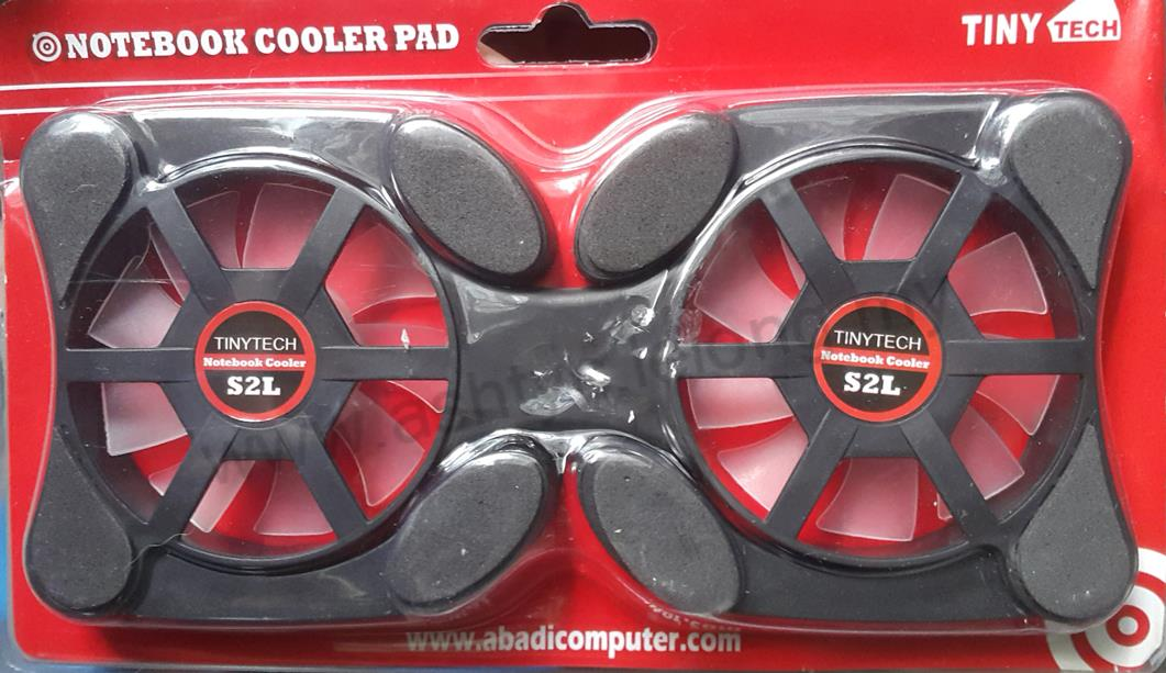 TINYTECH FOLDABLE NOTEBOOK COOLER PAD (S2L)