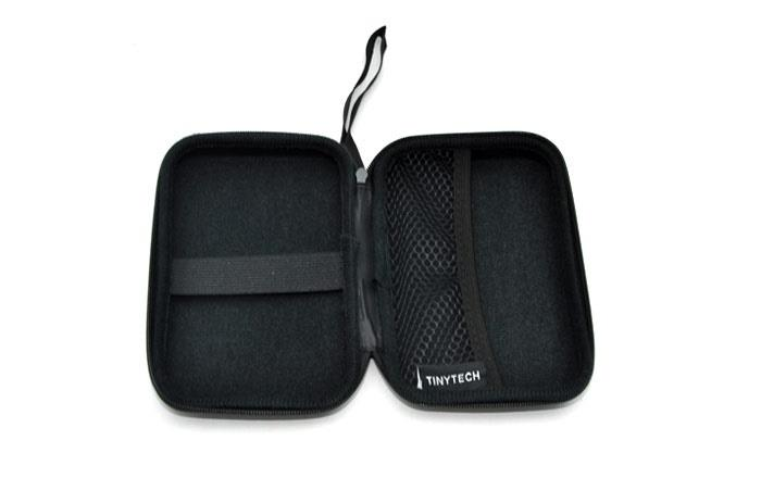 "TINYTECH SHOCK PROOF EVA HARD CASE 2.5"" HARD DISK CARRYING POUCH BAG ("