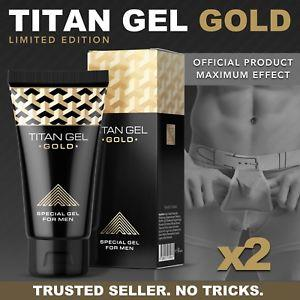 TITAN GEL GOLD ORIGINAL GUARANTEED