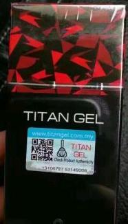 titan gel ori with hologram khas unt end 6 30 2018 3 15 am