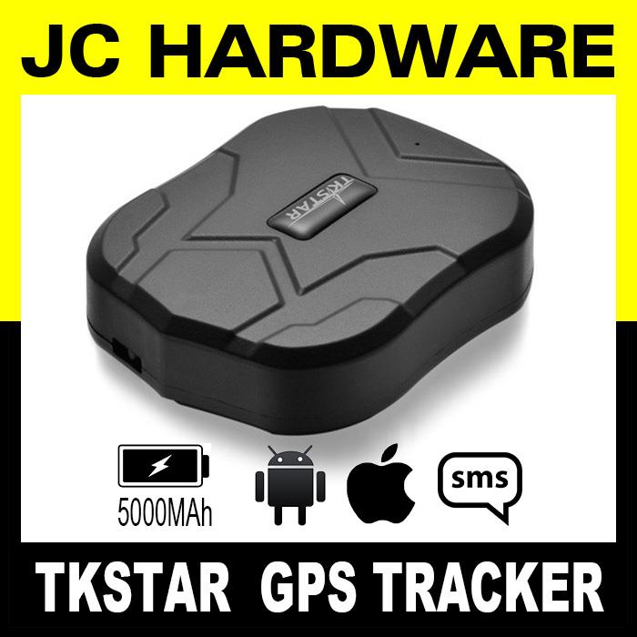 TKSTAR GPS Tracker Locator for Car Strong Magnet 60 days Standby