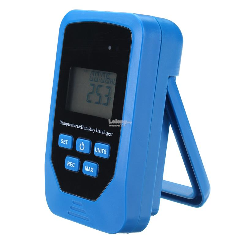TL-505 Large Size LCD Digital Thermometer Hygrometer Temperature Humid