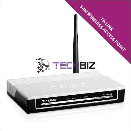 TL-WA5110G TP-Link 54Mbps High Power Wireless Access Point