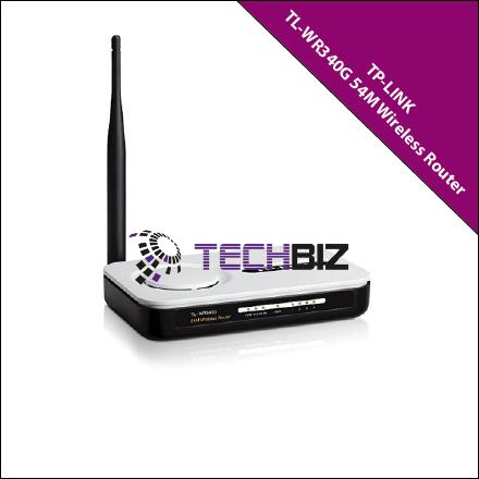 TL-WR340G TP-Link 54M Wireless Router