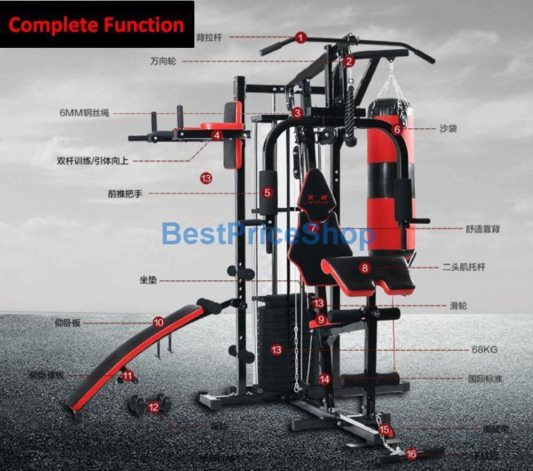 Home Exercise Equipment Price: TLST-M480 MultiWay All Function Home (end 8/29/2020 1:37 PM