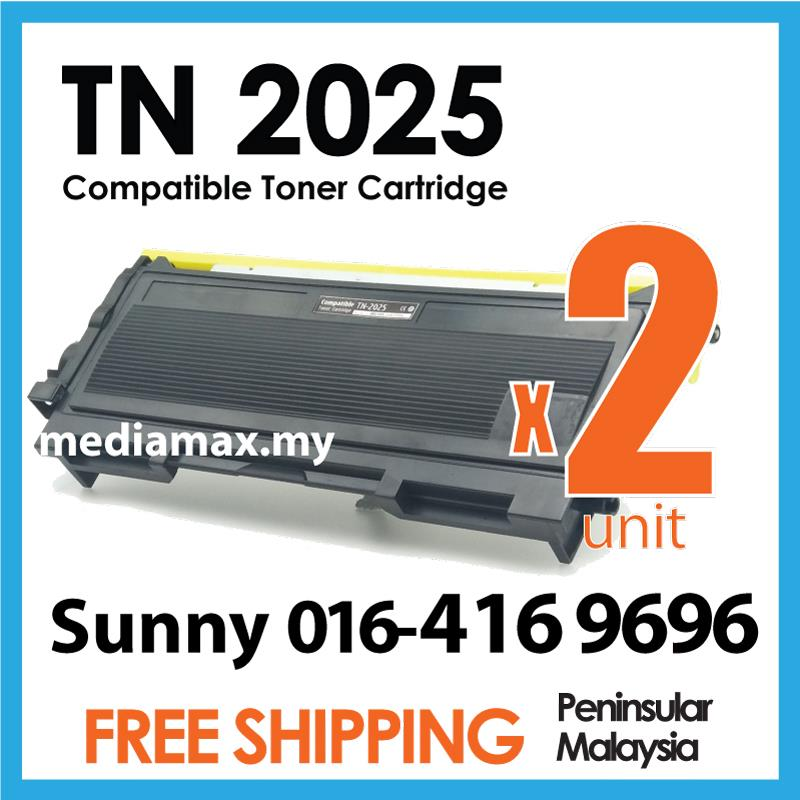 TN-2025 Compatible Brother TN2025/Fax2820/MFC 7220/7420/7820/DCP 7010