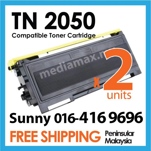 TN-2050 Compatible Brother TN2050 HL 2030 2080 FAX-2080/2020/2910/2920