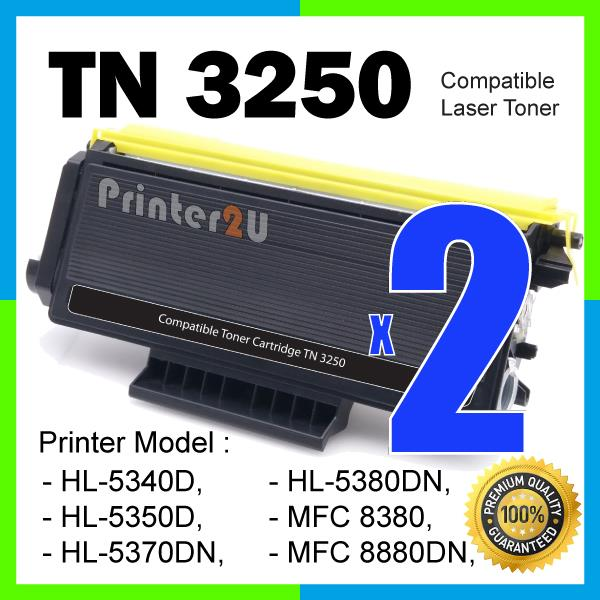 TN-3250 Compatible Brother TN3250 HL 5340D/5350DN/5370dn/5370dw/5380DN